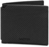 Lanvin Perforated-leather wallet