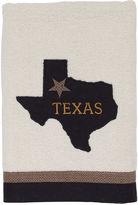 Avanti Texas Lone Star Map Hand Towel