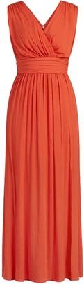 New York & Co. Tall Crinkle Maxi Dress