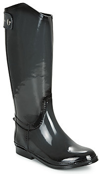 BeOnly Be Only CAVALIERA women's Wellington Boots in Grey