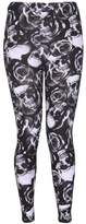 Xclusive Collection Womens Plus Stretch Leggings