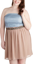 Sparkle in Motion Dress in Plus Size