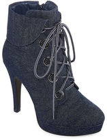 Two Lips 2 Lips Too Lucy Womens Bootie
