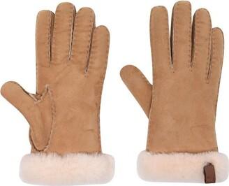 UGG Shorty Trim Gloves