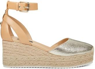 Nine West Audra Espadrille Wedge Sandals