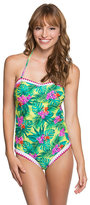 Betsey Johnson Tropical Escape One Piece