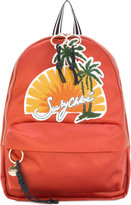 See by Chloe Sunset scene backpack - women - Cotton/Polyester - One Size