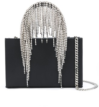 Kara Crystal-Embellished Tote Bag