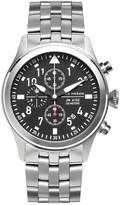 Jack Mason Brand Men's Brand Aviation Chronograph Bracelet 42mm Watch