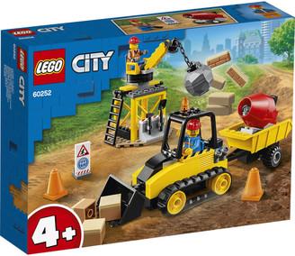 Lego City Great Vehicles: Construction Bulldozer (60252)