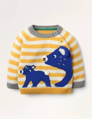 Big Bear and Cub Jumper