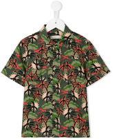 Stella McCartney Hawaiian print Rowan shirt - kids - Cotton - 2 yrs