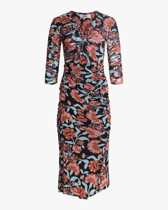 Diane von Furstenberg Briella Midi Dress