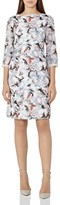 Reiss Marianne Abstract Print Dress