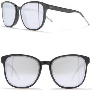 Christian Dior Women's 57mm Step Sunglasses