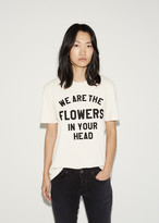 6397 Flowers In Your Head Boy Tee