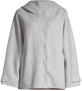 Max Mara Palos Quilted Knit Jacket