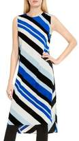 Vince Camuto Sleeveless Nautical Bands Tunic