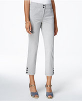 Charter Club Corded Capri Pants, Only at Macy's