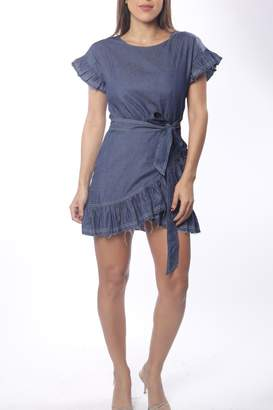 Cattiva Girl Cowgirl Woven Dress