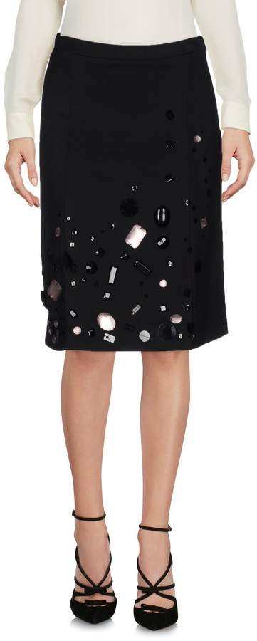 Jijil Knee length skirts - Item 35324791