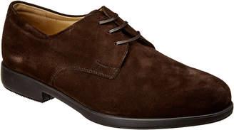 Salvatore Ferragamo Suede Dress Shoe