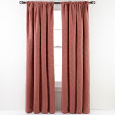 Martha Stewart MarthaWindowTM Cloudscape Rod-Pocket Curtain Panel