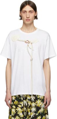 Loewe White Trim T-Shirt
