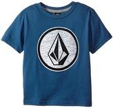 Volcom Classic Stone Short Sleeve Boy's T Shirt