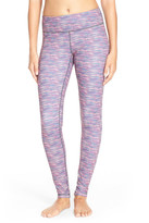 Zella Lil Cosmic Space Dye Legging