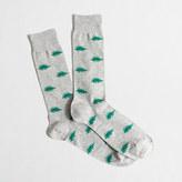 J.Crew Factory Dinosaur socks