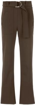 Gloria Coelho Belted Pants