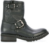 Ash 'Destroyer' boots - women - Leather/rubber - 36