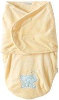Vitamins Baby Boys Newborn Elephant Swaddle Blanket