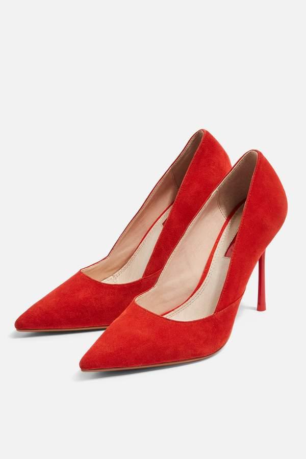 Topshop WIDE FIT GIGI Court Shoes