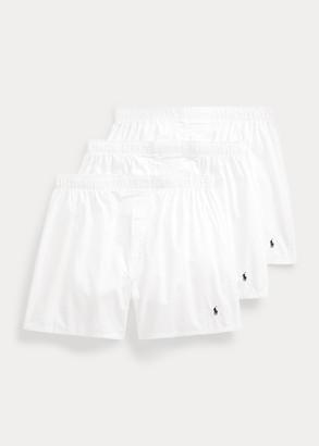 Ralph Lauren Classic Fit Boxer 3-Pack