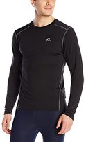Russell Athletic Men's Arctic Long Sleeve Fitted Not Tight Crew T-Shirt