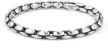 David Yurman Men's Elongated Box Chain Bracelet