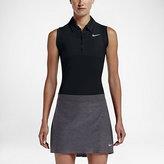 Nike Precision Heather Women's Golf Polo