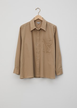 Margaret Howell Cotton Twill Swing Shirt