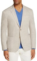 0909 Textured Solid Bouclé Slim Fit Sport Coat