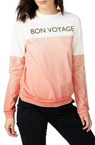 Court & Rowe Bon Voyage French Terry Pullover