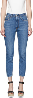 Moussy Blue Hinsdale Skinny Jeans