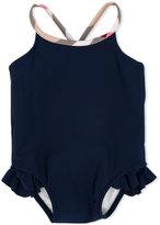 Burberry Lundy swimsuit - kids - Spandex/Elastane/Polyamide-8 - 6 mth