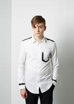 Maison Margiela Line 10 Painted Basic Shirt