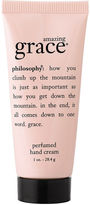 Philosophy Amazing Grace Restorative Hand Cream, 1.0 Oz.