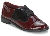 F-Troupe Butterfly Shoe BURGUNDY