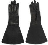 Rick Owens Leather gloves