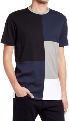 Karl Lagerfeld Paris Colorblock T-Shirt
