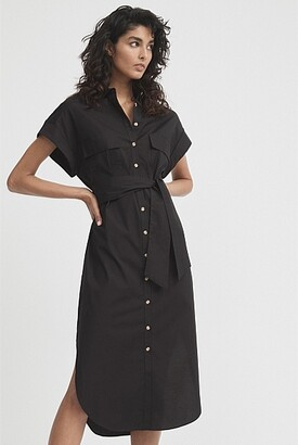 Witchery Relaxed Shirt Dress